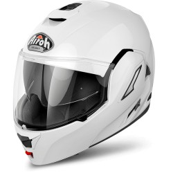 CASCO AIROH REV19 COLOR WHITE GLOSS