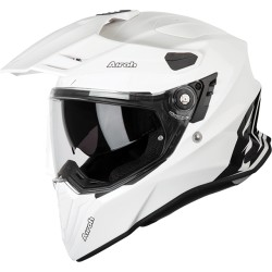 AIROH COMMANDER COLOR WHITE GLOSS