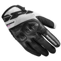 GUANTI SPIDI FLASH-R EVO LADY NERO-BIANCO