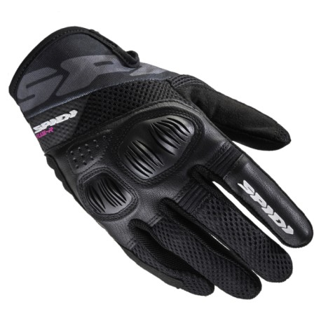 GUANTI SPIDI FLASH-R EVO LADY NERO