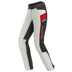 PANTALONE SPIDI VOYAGER LADY H2OUT GHIACCIO-ROSSO