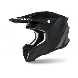 CASCO AIROH TWIST 2.0 COLOR BLACK