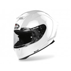 CASCO AIROH GP 550 S COLOR WHITE GLOSS