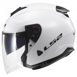 CASCO LS2 INFINITY OF521 SOLID WHITE