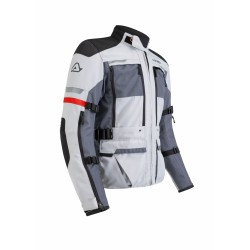 GIACCA ACERBIS CE X-TOUR LIGHT GREY