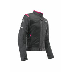 GIACCA ACERBIS CE RAMSEY VENTED LADY BLACK PINK