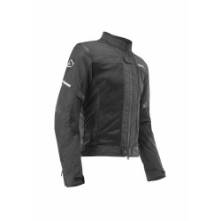 GIACCA ACERBIS CE RAMSEY VENTED LADY BLACK