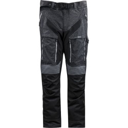 PANTALONE LS2 NEVADA DARK GREY